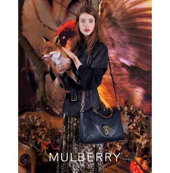Изображение 5. Рекламная кампания и видео новой коллекции Mulberry.. Изображение № 5.