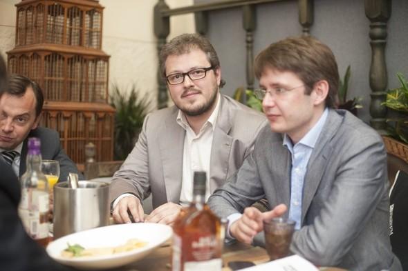 Открылось Первое Деловое кафе Business FM в арке VASANTA. Изображение № 10.