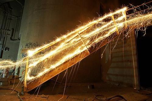 Да будет свет: 7 мастеров по световым граффити. Изображение № 20.