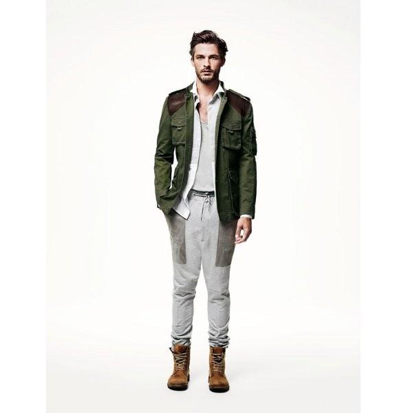Мужские лукбуки: H&M, Zara и другие. Изображение № 2.