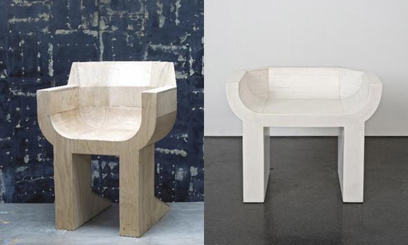 Фэшн-дизайнеры создают мебель. Изображение № 17.