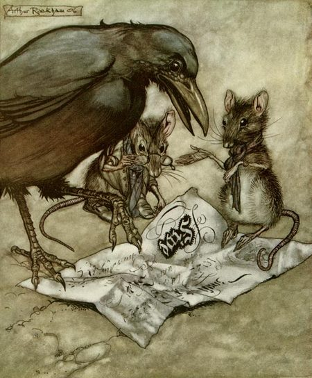 Arthur Rackham (1867–1939). Изображение № 9.