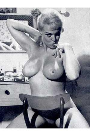 Части тела: Обнаженные женщины на фотографиях 50-60х годов. Изображение № 65.