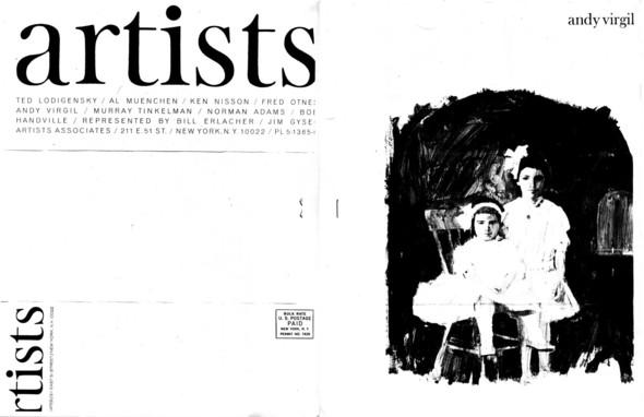 Американские иллюстраторы 40–60гг. ЧАСТЬ 1. Изображение № 12.