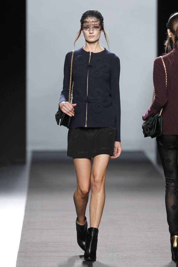 Madrid Fashion Week A/W 2012: Miguel Palacio. Изображение № 18.