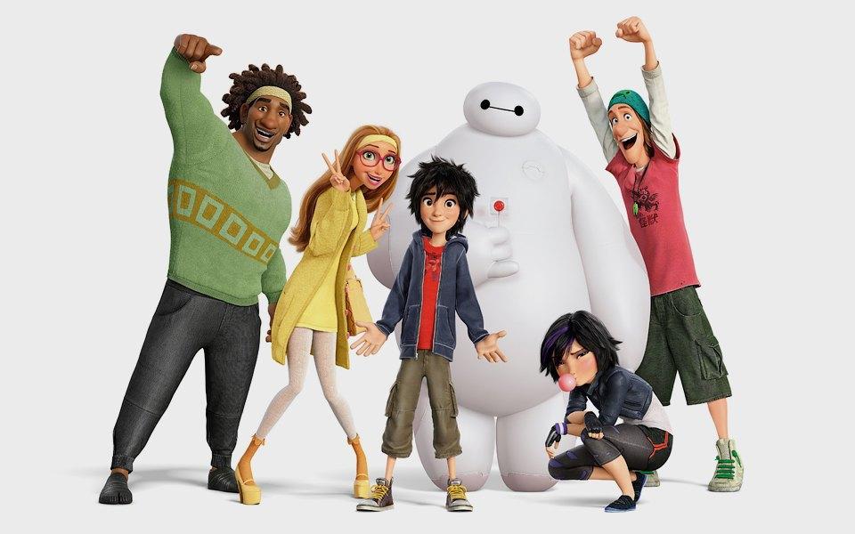 Продюсер самого технологичного мультфильма сезона о том, как работает Disney. Изображение № 6.