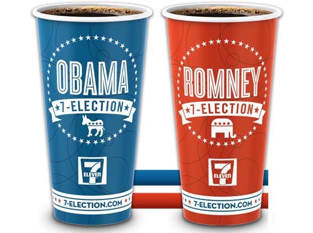 Выборы-выборы: Голосование на кофейных стаканчиках. Изображение № 2.
