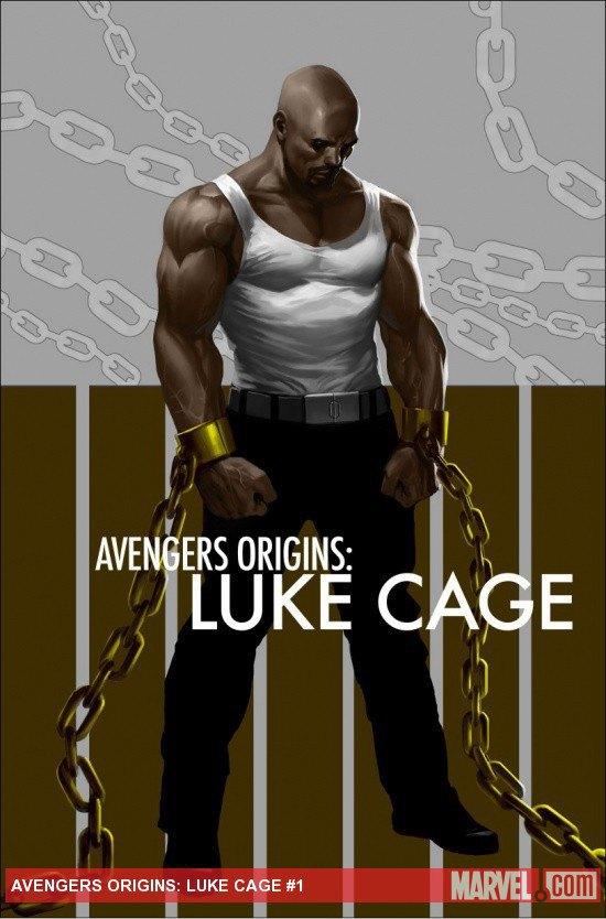 Люк Кейдж. Изображение № 1.