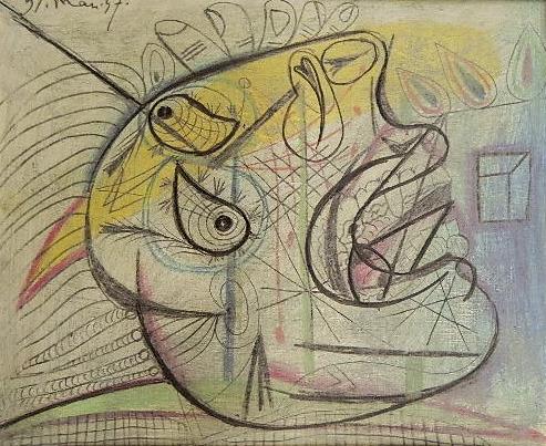 """""""Пабло Пикассо. Параграфы"""". Изображение № 3."""