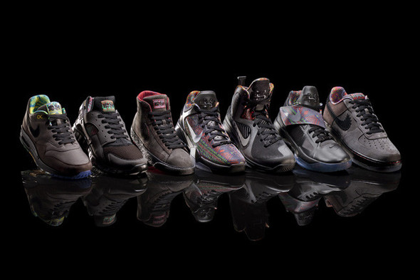 NIKE BLACK HISTORY MONTH PACK. Изображение № 1.