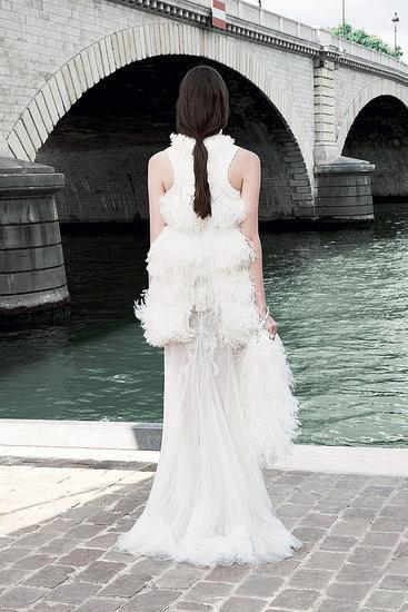 Изображение 11. Показана новая кутюрная коллекция Givenchy.. Изображение № 10.