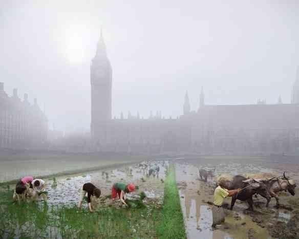 Будущее Лондона. Изображение № 8.
