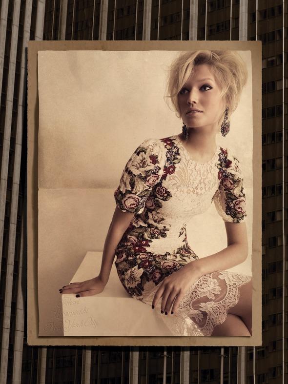 Съемки: Numero, Vogue, W и другие. Изображение №55.