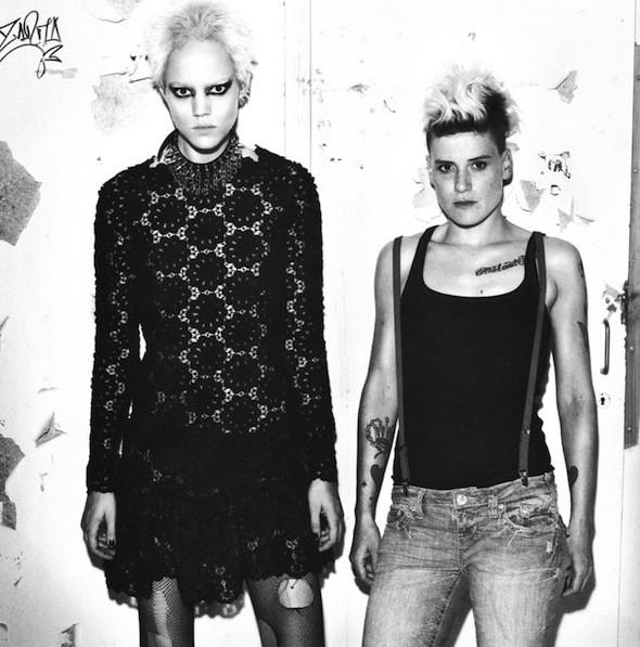 5 новых съемок: Dossier, Muse и Vogue. Изображение № 54.