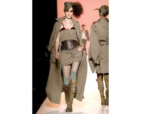 Жан–Поль Готье создает нижнее белье для La Perla. Изображение № 5.