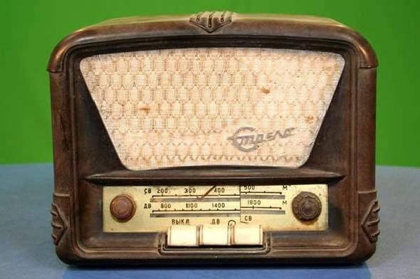 Радиоприемники в стиле ретро. Изображение № 23.
