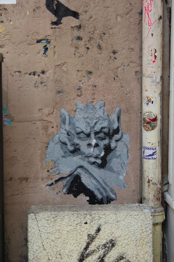 Стрит-арт центра Парижа. Изображение № 14.