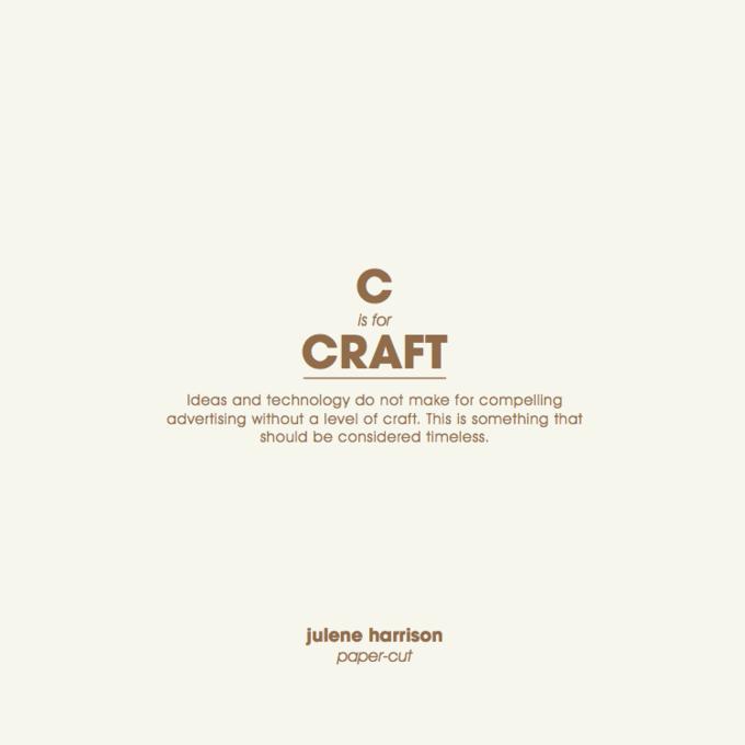Представлена азбука современной творческой индустрии. Изображение № 6.