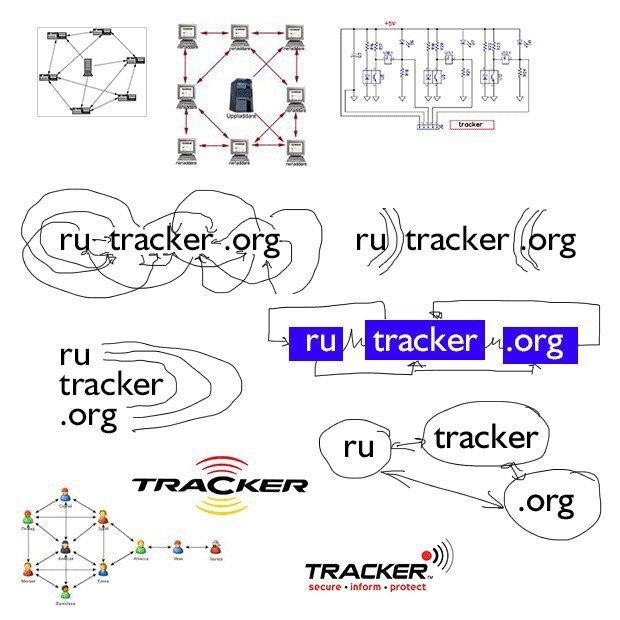 Конкурс редизайна: Новый логотип Rutracker.Org. Изображение № 5.