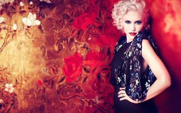 Съёмка: Gwen Stefani 4 InStyle November 2011. Изображение № 7.