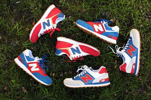 Вдохновляя поколение - олимпийская коллекция кроссовок New Balance . Изображение № 3.
