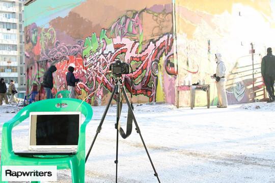 Интервью с граффити райтерами: Антон Baso. Изображение № 21.