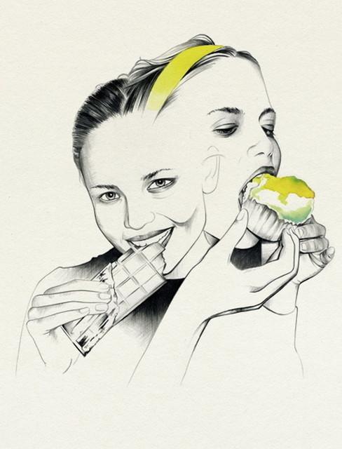 Изображение 17. Иллюстратор Ricardo Fumanal.. Изображение № 17.
