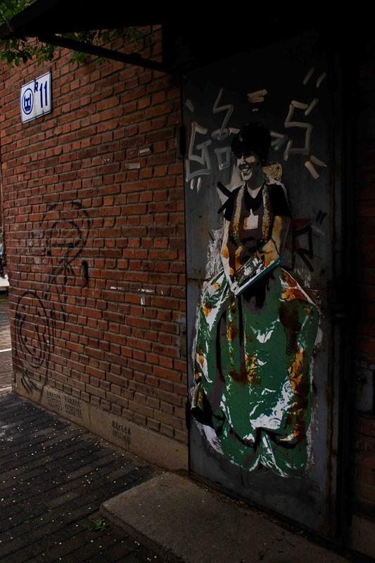 Street Art в районе 798. Пекин. Изображение № 27.