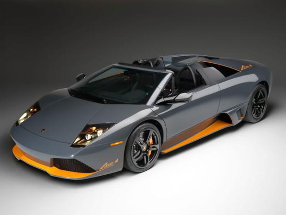 Lamborghini Murcielago LP650–4 Roadster. Изображение № 2.