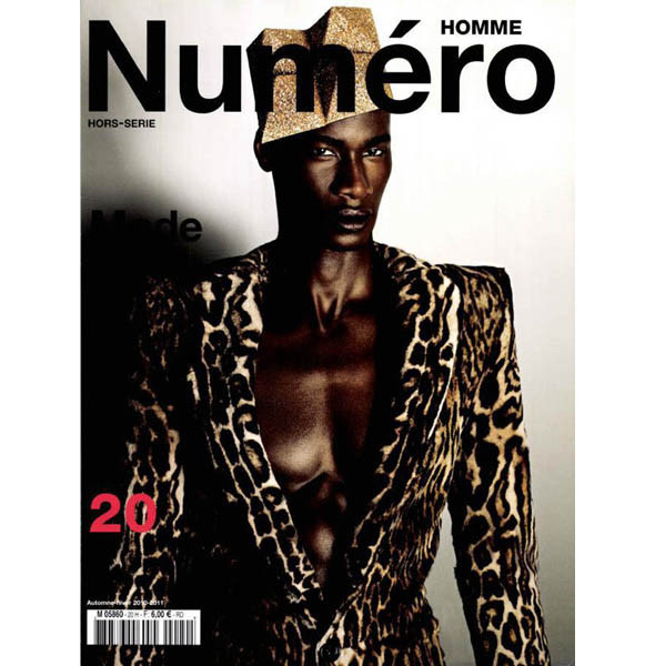 5 обложек мужских журналов: GQ Style, Numero Homme и Vogue Men's. Изображение № 2.