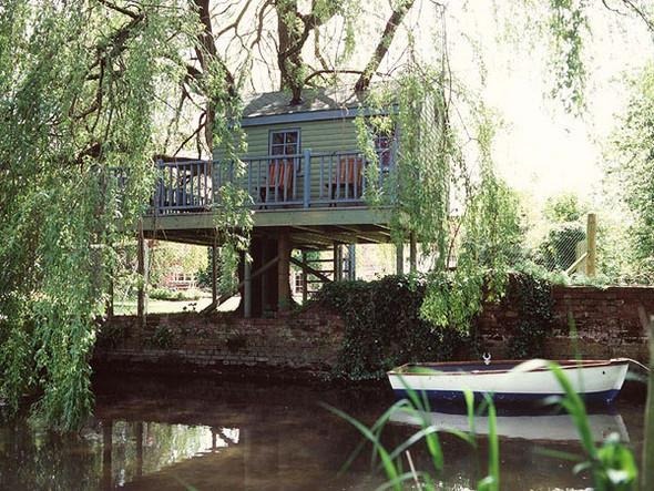 Дома надеревьях отAmazon Tree Houses. Изображение № 6.