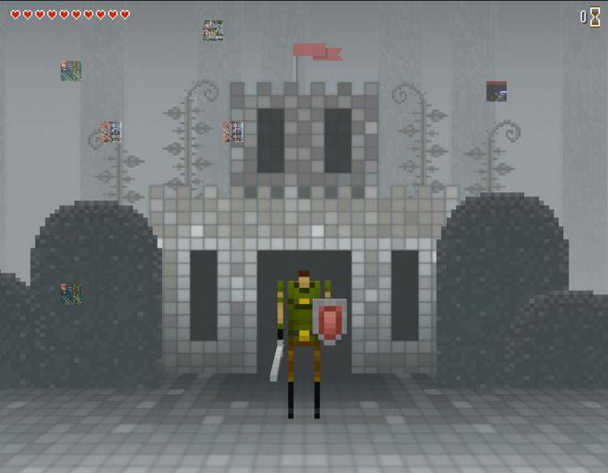 Скриллекс представил 3D-квест в духе Legend Of Zelda. Изображение №2.