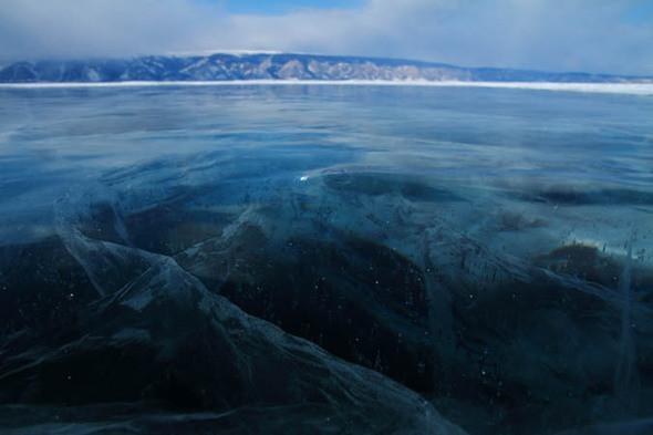 Изображение 48. Самый большой в мире Art-объект на Байкале.. Изображение № 27.
