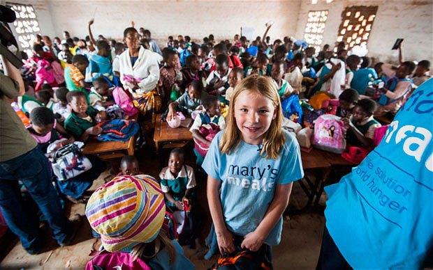 Марта Пейн, 9-летний фудблогер и активистка. Изображение № 3.