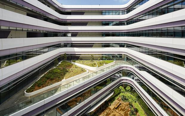 Архитектура дня: новый кампус университета в Сингапуре. Изображение № 3.