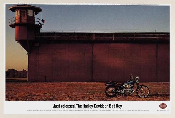 Harley Davidson: реклама легенды. Изображение № 12.