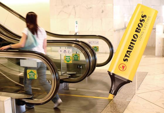 Эскалатор как новое медиа. Изображение № 2.