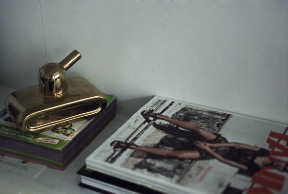 Офис редакции журнала TANK, Лондон. Изображение № 1.