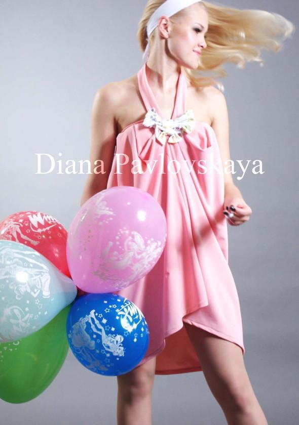 Новая коллекция сезона весна-лето Diana Pavlovskaya. Изображение № 10.