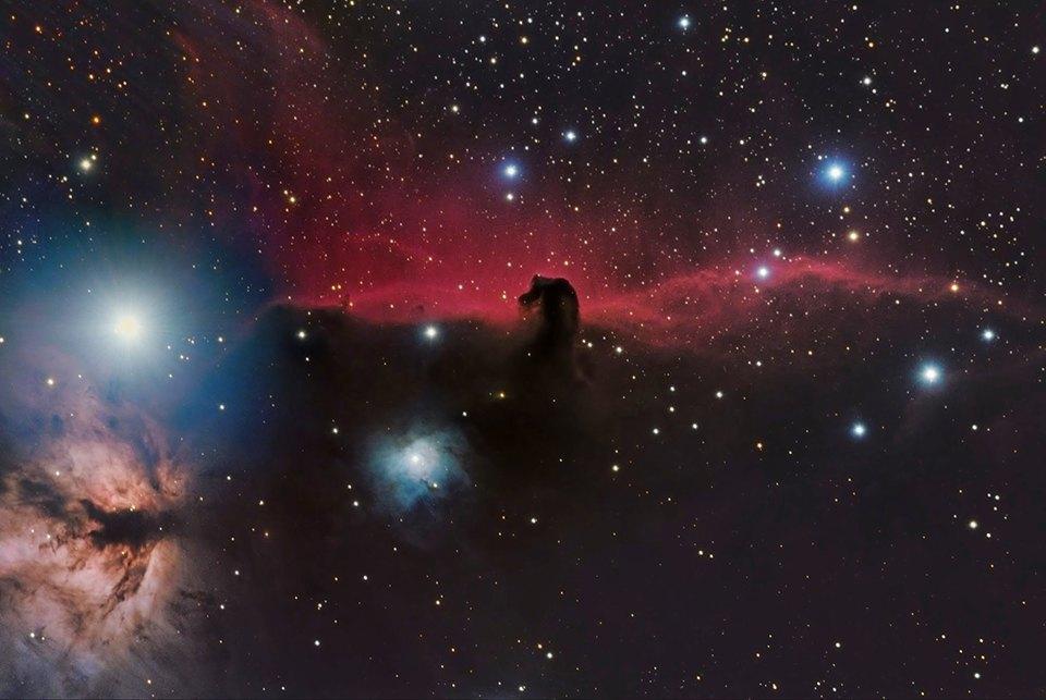 12 астрономических фотографий, от которых захватывает дух. Изображение № 7.