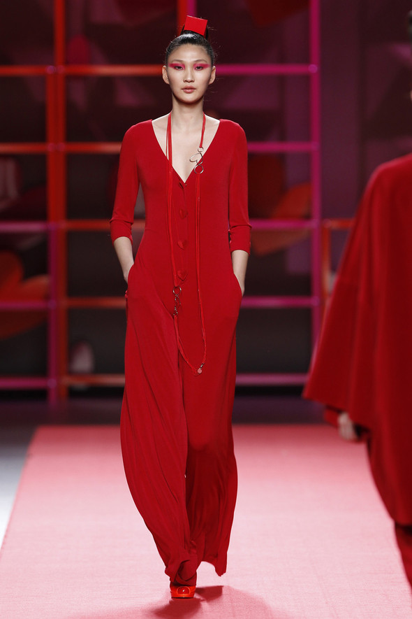 Madrid Fashion Week A/W 2012: Agatha Ruiz de la Prada. Изображение № 19.