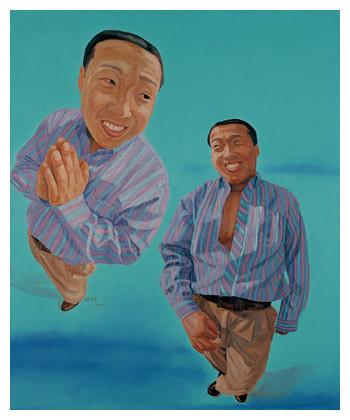 Обзор современного китайского искусства Ч.1. Изображение № 4.