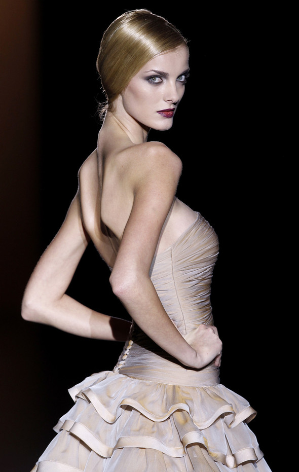 Madrid Fashion Week SS 2012: Hannibal Laguna. Изображение № 4.