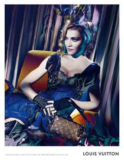 Иснова Louis Vuitton иснова Мадонна. Изображение № 4.