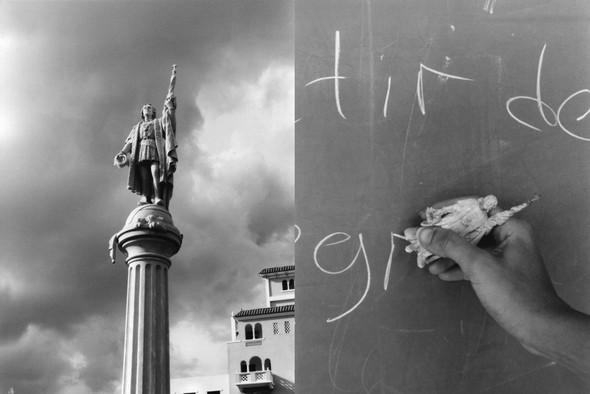 Памятник поверженный: что делают с памятниками современные художники. Изображение № 4.