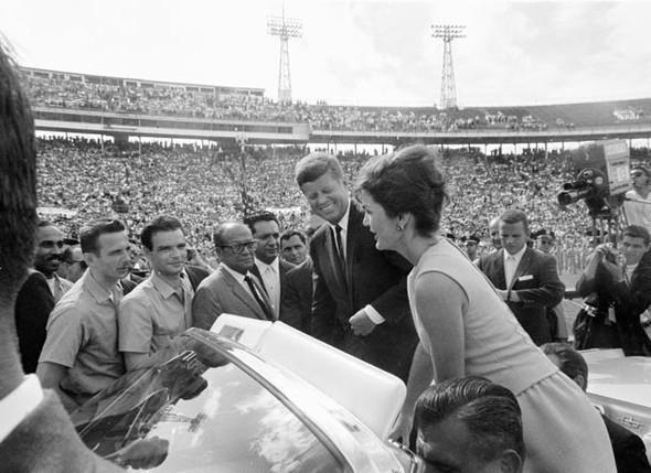 Архивные фотографии семьи Джона Кеннеди. Изображение № 5.