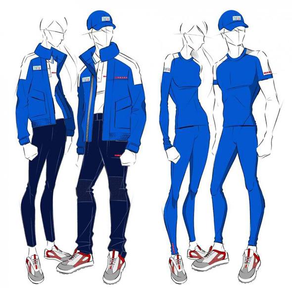 В форме: Дизайнеры и марки, создававшие костюмы для Олимпийских игр. Изображение № 5.