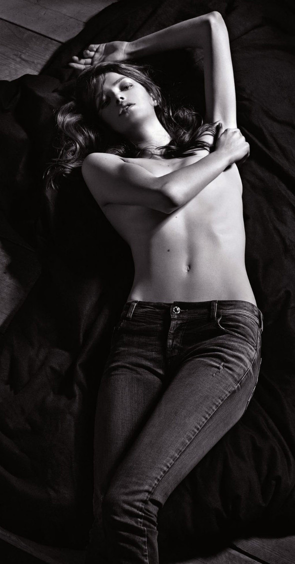 Лукбук: Armani Jeans FW 2011. Изображение № 8.