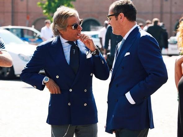 Как одеваются итальянцы? (продолжение). Изображение № 6.