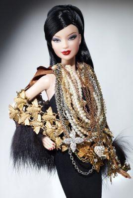 Изображение 4. Самые дизайнерские Барби.. Изображение № 12.